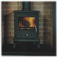 Firefox 5 Clean Burn DEFRA Approved Stove