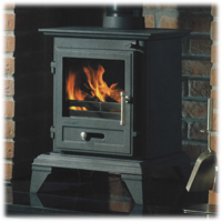 Gallery Classic 5 Clean Burn DEFRA Approved Stove