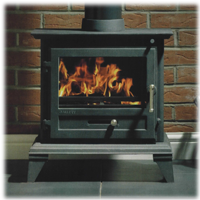 Gallery Classic 8 Clean Burn DEFRA Approved Stove